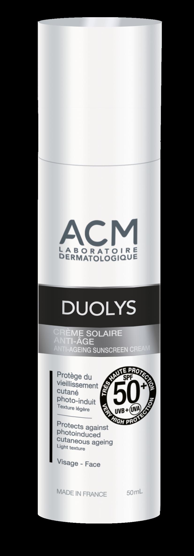 DUOLYS ECRAN SOLAIRE ANTI-AGE