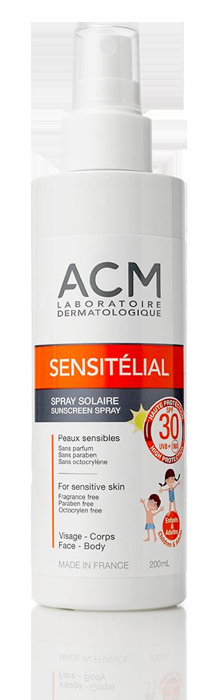 SENSITÉLIAL SPRAY SOLAIRE SPF 30